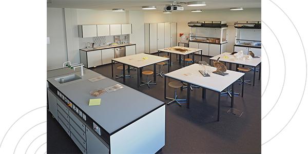Kantonsschule Uetikon am See Klassenzimmer