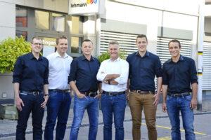 Erweiterung der Führung bei der A. Lehmann Elektro AG
