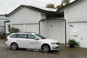 Gründung der A. Lehmann Elektro GmbH und Eröffnung einer Filiale in Konstanz (DE)