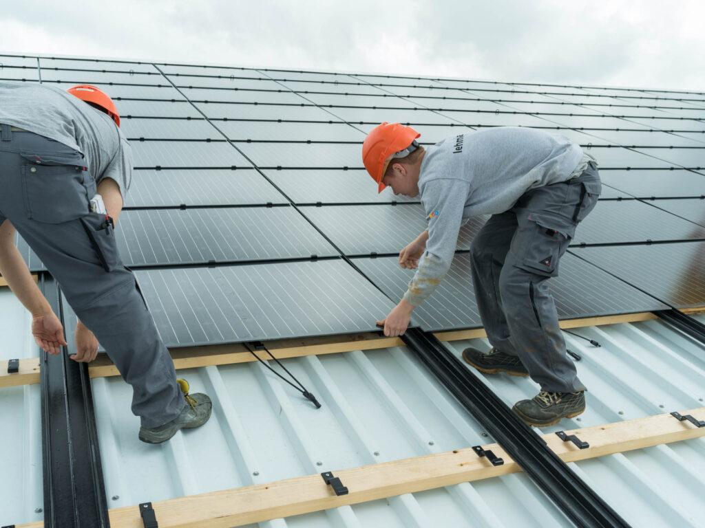 Photovoltaik-Aktion Fürstenland