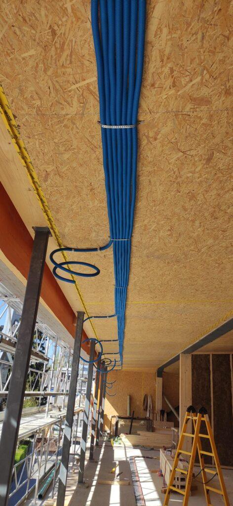Start der Umbauarbeiten im Schulhaus Rosenau – Herisau