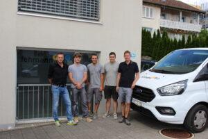 Neue Filiale in Niederteufen