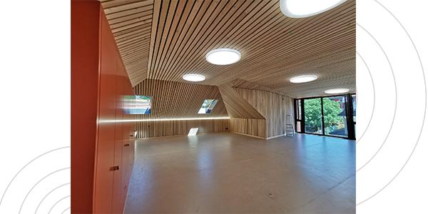 Schulhaus Rosenau – Herisau
